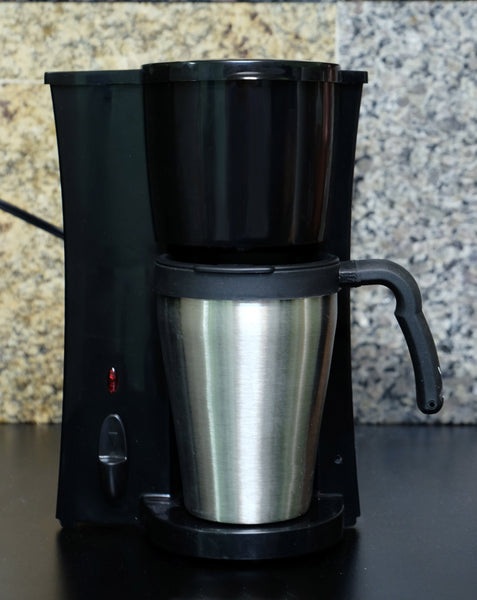 Bush Baby Working Coffee Pot WiFi Bluetooth Hidden Nanny Camera - Free 16GB MicroSD Included