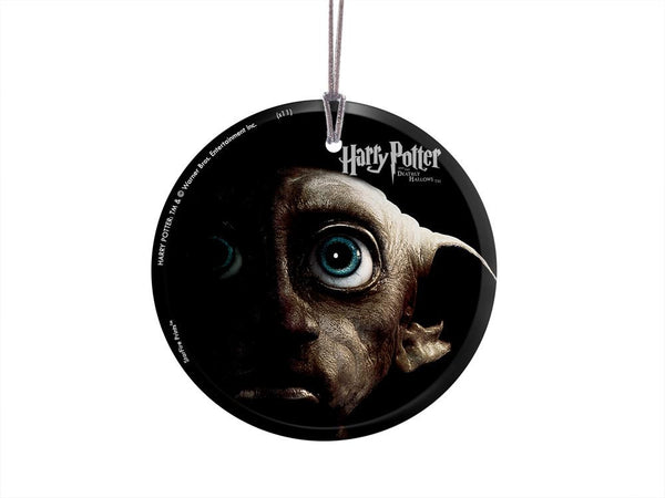 Harry Potter and the Deathly Hallows™ (Dobby™) StarFire Prints™ Hanging Glass