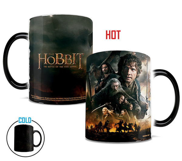 The Hobbit: The Battle of the Five Armies™ (Journey's End) Morphing Mugs™ Heat-Sensitive Mug