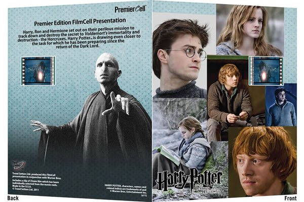 Harry Potter and the Deathly Hallows™ (S1) PremierCell™ Presentation