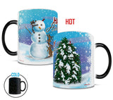 Christmas (Happy Holidays) Morphing Mugs™ Heat-Sensitive