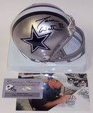 Jason Witten Autographed Hand Signed Cowboys Mini Helmet - PSA/DNA
