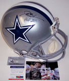 Deion Sanders Autographed Hand Signed Dallas Cowboys Authentic Helmet - PSA/DNA