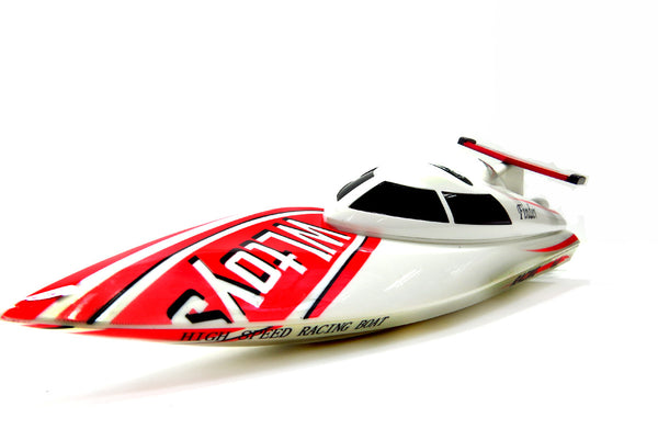 2.4GHZ Freedom High Speed Racing Boat (White)