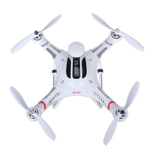 Auto-Pathfinder FPV RC Quadcopter with GPS RTF
