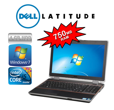 Dell Refurbished Latitude E6520