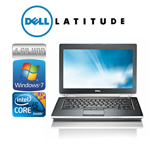 Dell Refurbished Latitude E6420 (2nd Gen)