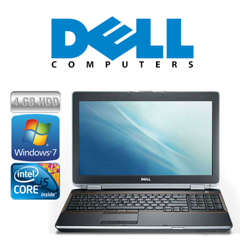 Dell Refurbished Latitude E6520 (2nd Gen)