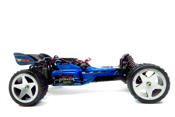 1:12 2.4G 2WD Radio Control RC Cross Country Racing Car (Blue)