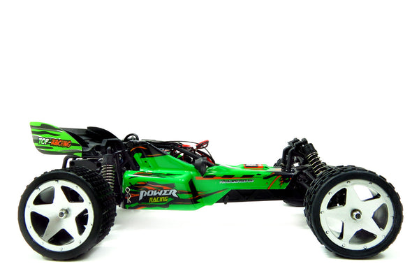 WL959 1:12 2.4G 2WD Radio Control RC Cross Country Racing Car (Green)