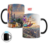 Thomas Kinkade Aladdin Morphing Mugs™ Heat-Sensitive Mug