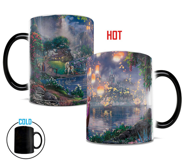 Thomas Kinkade Tangled Morphing Mugs™ Heat-Sensitive Mug