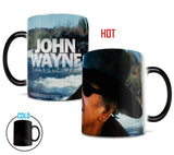 John Wayne (Classic Hero) Morphing Mugs™ Heat-Sensitive Mug