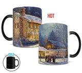 Thomas Kinkade (National Lampoon's Christmas Vacation) Morphing Mugs™ Heat-Sensitive Mug