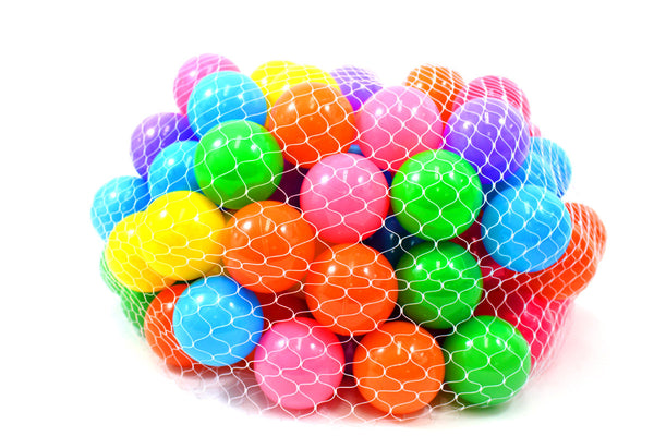 "2.5"" Crush-Proof Pit Balls (Pack of 200)"
