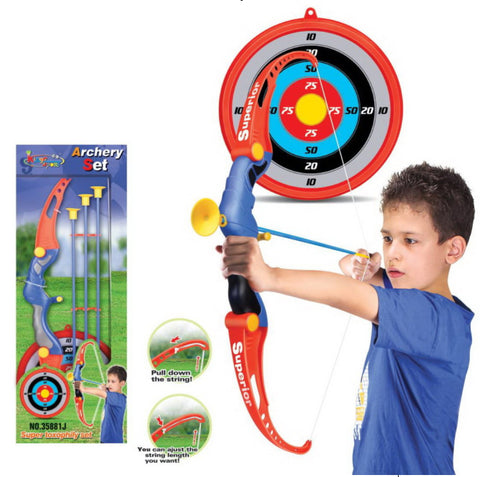 Kings Sport Toy Archery Bow And Arrow Set