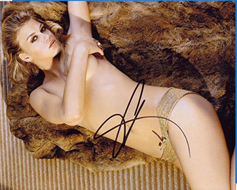 Autographed 8X10 Actress Sexy Picture Adrianne Palicki COA