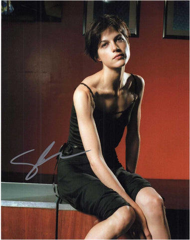 Autographed Picture Selma Blair Actress Dr Kate Wales on Anger Management COA