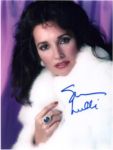 Autographed 8 X 10 Picture Susan Lucci Erica Kane on All My Children COA