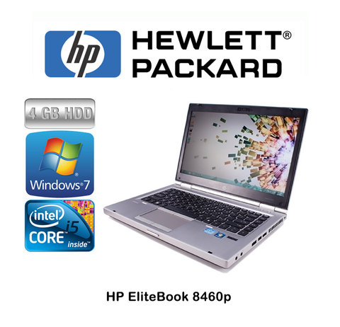 HP Refurbished EliteBook 8460p