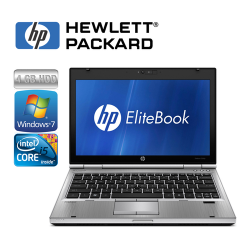 HP Refurbished EliteBook 2570p