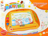 Rainbow Color Magnetic Drawing Doodle Board