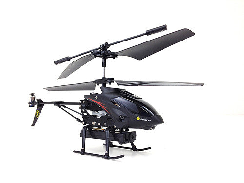 WL S977 3.5CH Metal Radio Control Gyro Rc Helicopter w/ Video Camera S977