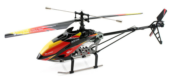 "WL V913 Large 4 Channel 27"" RC Helicopter 2.4GHz V913"