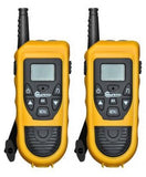 AERVOE YELLOW 2-WAY RADIO (SET OF 2)
