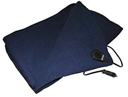 Max Burton 12-volt heated Polar Fleece Blanket
