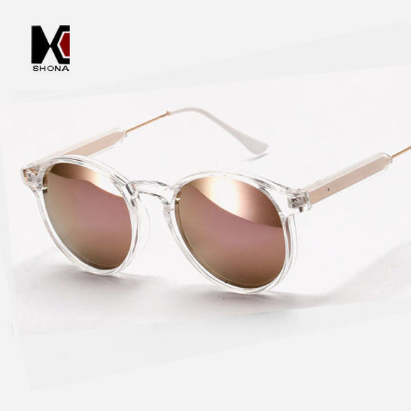 Transparent Designer Sunglasses