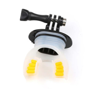 Surf Mouth Mount Set for GoPro Hero