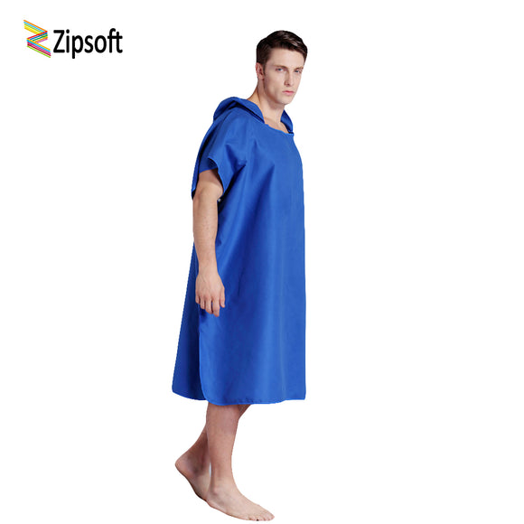 Microfiber Beach Changing Poncho - Unisex