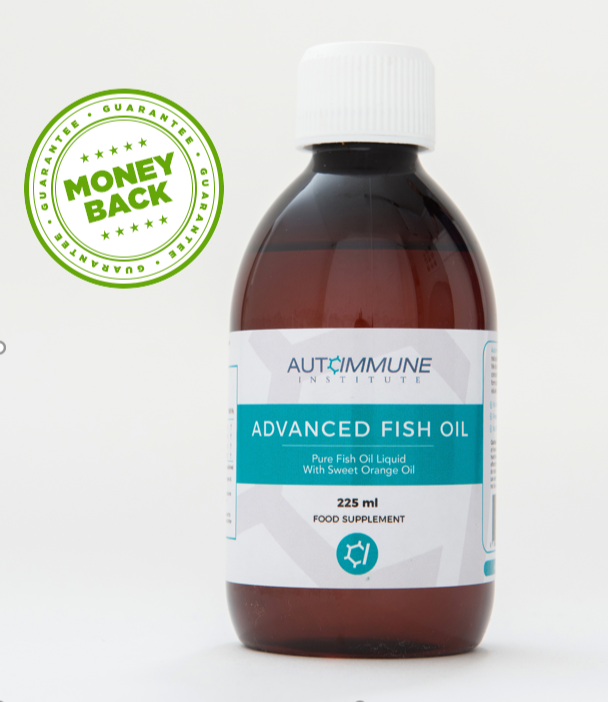 Advanced Fish Oil With A 90 Day Guarantee