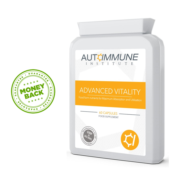 Advanced Vitality With A 90 Day Guarantee