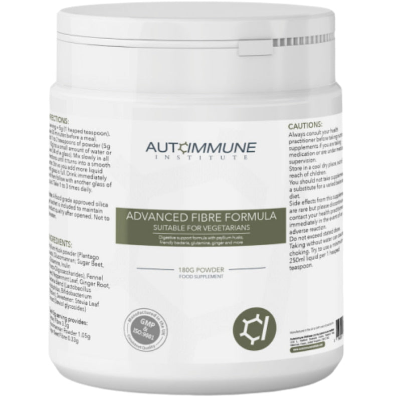 Advanced Fibre Formula With A 90 Day Guarantee