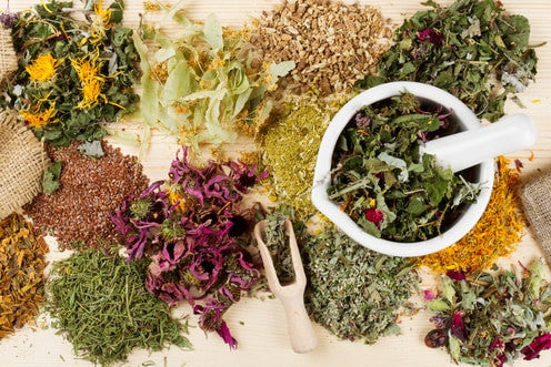 Herbs for Menstrual Cycle