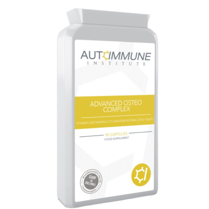 Advanced Osteo Complex With A 90 Day Guarantee