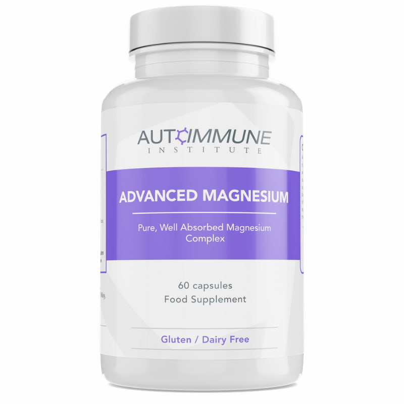 Advanced Magnesium With A 90 Day Guarantee