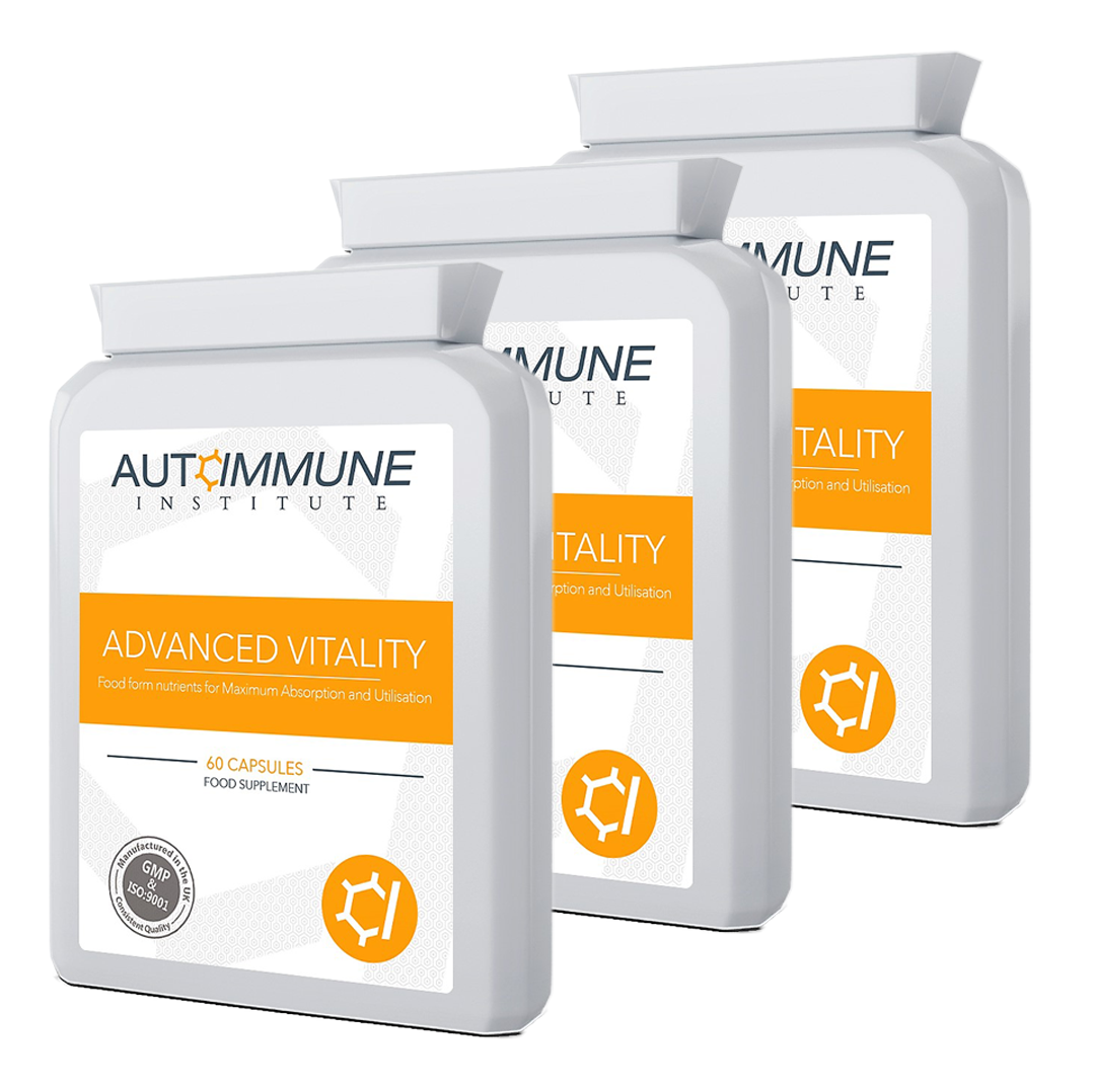 Advanced Vitality Triple Pack