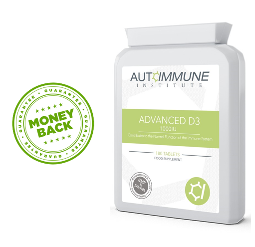 Advanced D3 With A 90 Day Guarantee