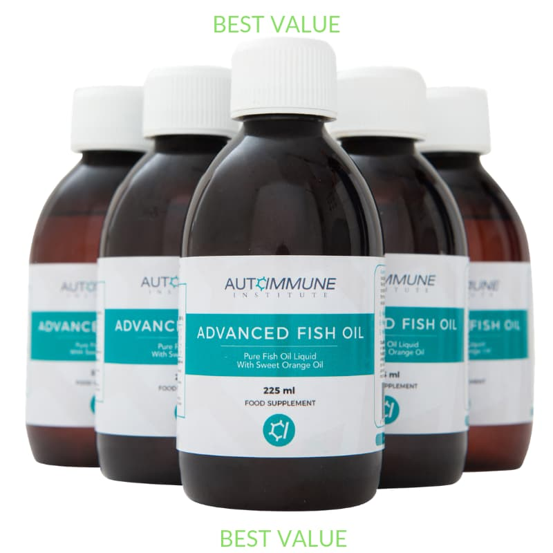 Advanced Fish Oil Six Pack