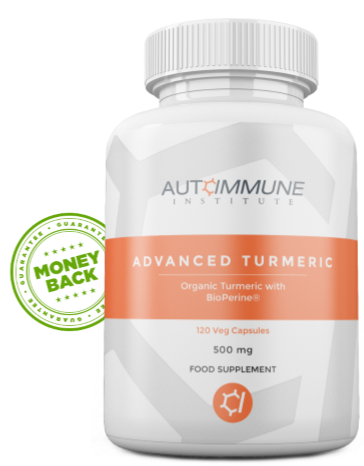 Advanced Turmeric With A 90 Day Guarantee