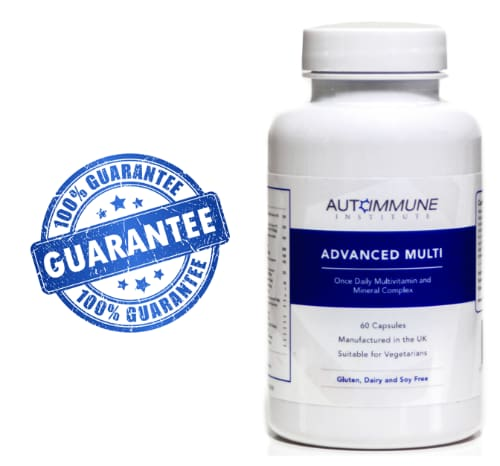 Advanced Multi With A 90 Day Guarantee