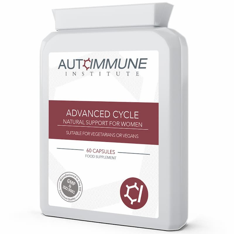 Advanced Cycle - Menopause / Hormone Balance / Monthly Cycle Support Supplement