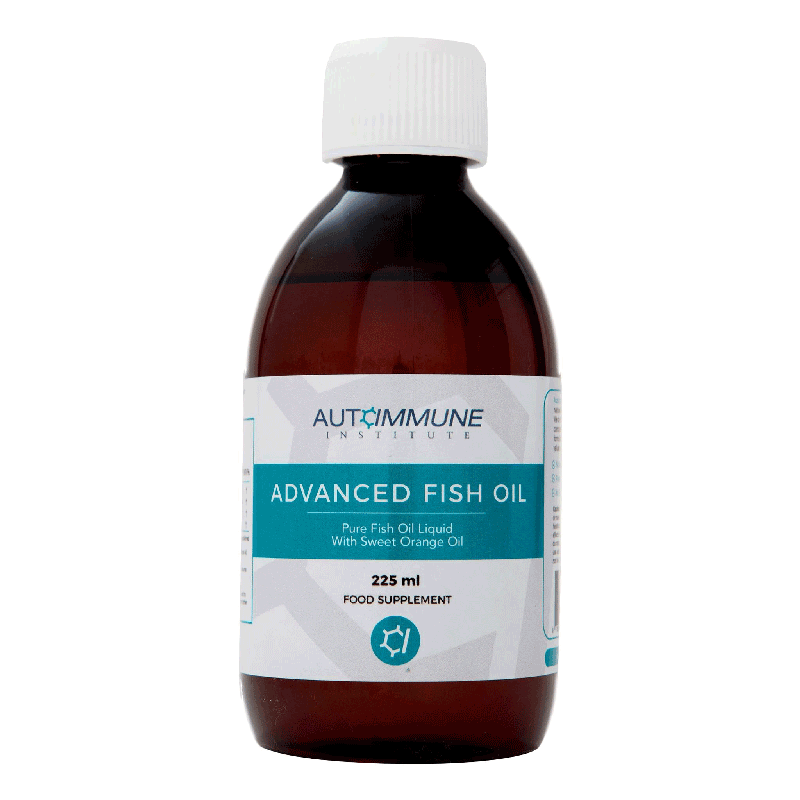 Advanced Fish Oil - Ultra Pure, High Strength, Omega 3 Fish Oil Supplement
