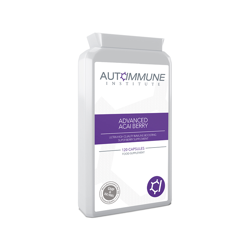 Advanced Acai Berry - Ultra high quality immune-boosting super berry supplement