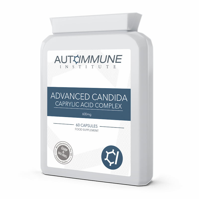 Candida / Yeast Support Supplement
