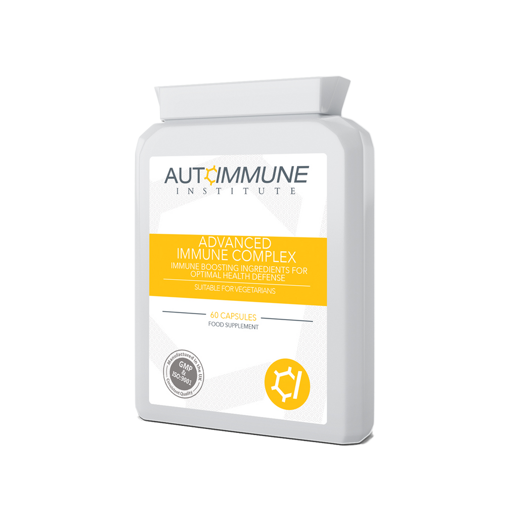 Advanced Immune Complex - Immune Boosting Ingredients for Optimal Health Defense