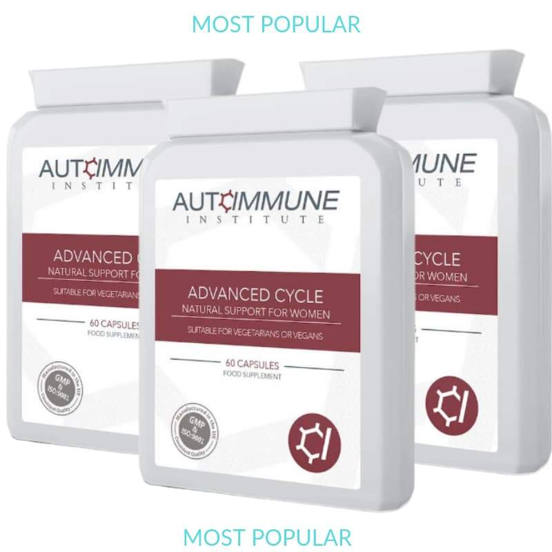 Advanced Cycle - Monthly Cycle Support Supplement